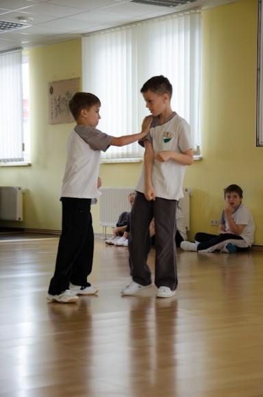 Prüfung Selbstverteidigung Kids-WingTsun 8