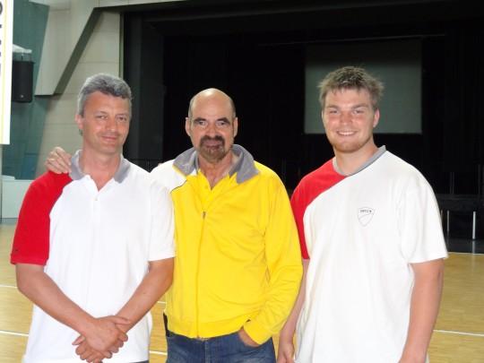 Foto - Mario, GM Kernspecht, Patrick