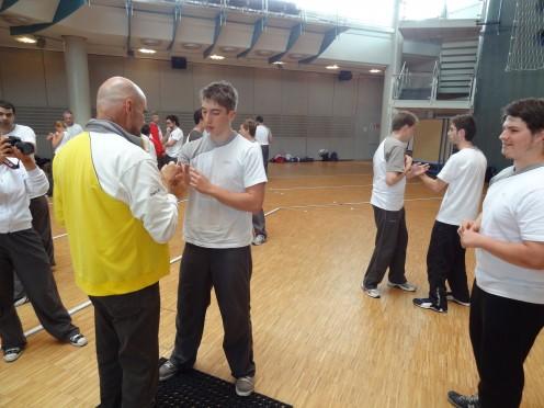 Sifu Kernspecht - Internationaler Lehrgang 2013