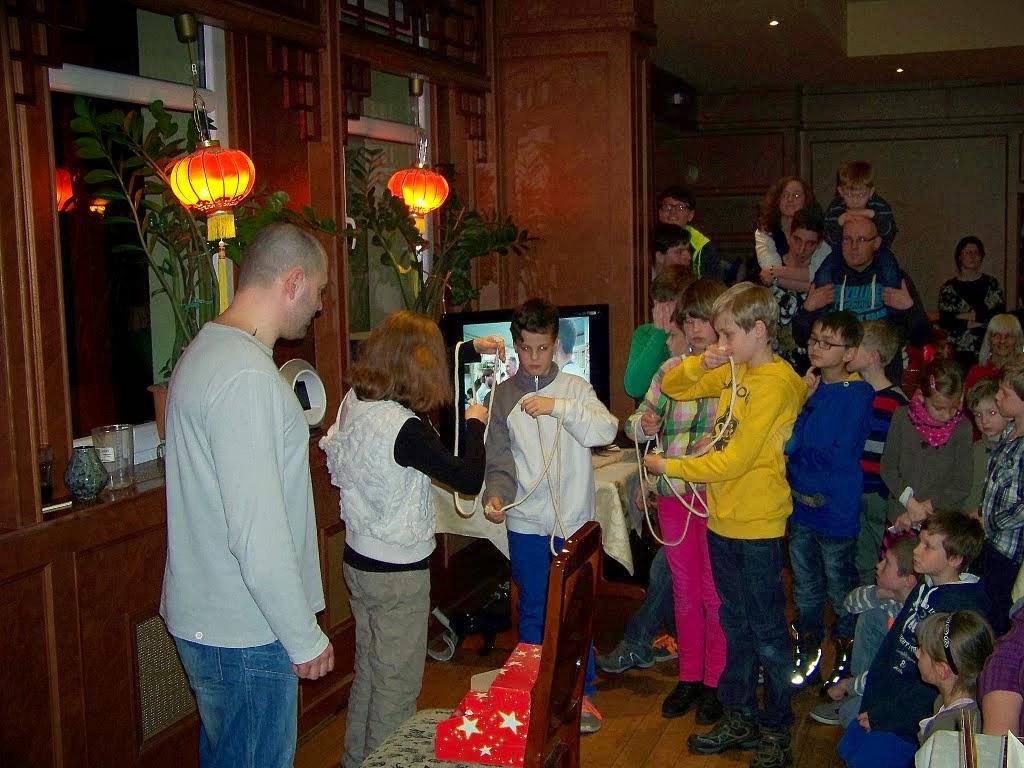 Chinesisches Neujahr - Grit