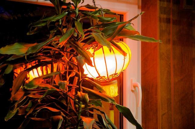 Chinesisches Neujahr - Lampe 1