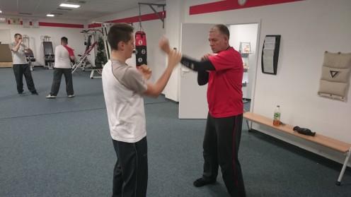 Kampfsport-Lehrgang mit DaiSifu Schrön