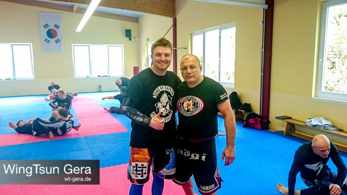 MMA Training für die Fighterclass