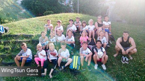 Erstes Bild des Beitrages Sommercamp 2017 für unsere Kids