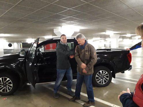 Erstes Bild des Beitrages Impressionen vom Parkplatztraining 2018